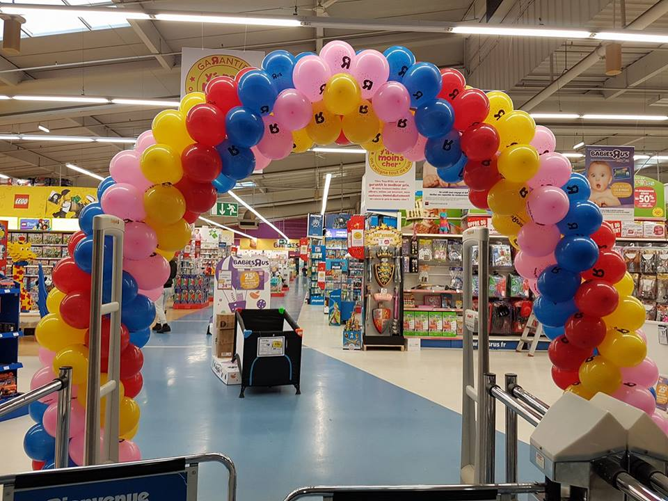 arche ballons magasin paca