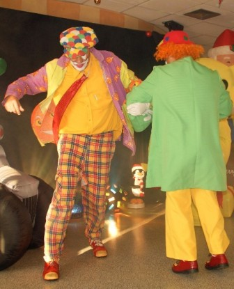 clowns var danse