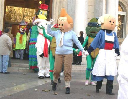 carnaval-tintin-becassine